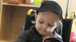 CTV Windsor: Toddler recovering after bus crash