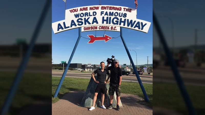 Mile 0 of the Alaska Highway