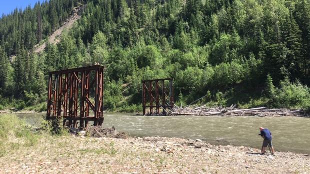 Sikanni Bridge