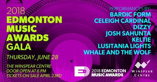 Edmonton Music
