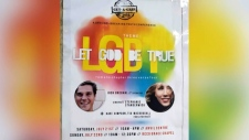 Christian conference calls itself 'LGBT'