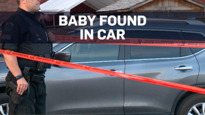Montreal police say a father who forgot to drop off his six-month-old son at a daycare on Friday morning found the baby's lifeless body in his vehicle after work.