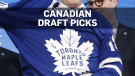 The first round of the NHL Draft was on Friday, and Canadian teams had a busy night.