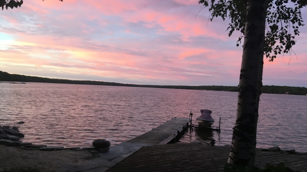 Mary-Jane Schenkel, Miller Lake