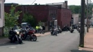 Motorcycle rally raise funds for girl with disease