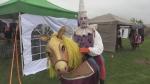 Oxford Renaissance Festival held in Dorchester
