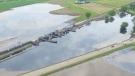 Train hauling Alberta oil derails