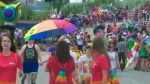 Pride Parade takes over Saskatoon