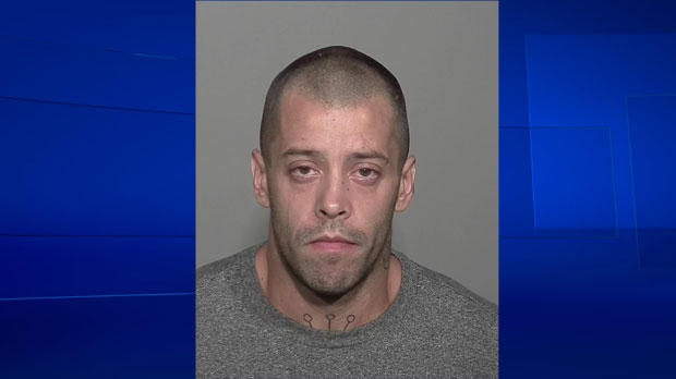 Laval police are searching for Christophe Oliviera in connection with the homicide of a 71-year-old woman on Sat., June 23, 2018. (Photo: Laval police)