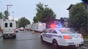 Laval police manhunt June 23