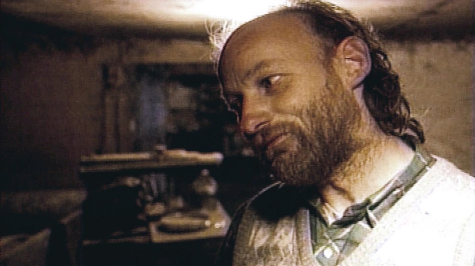 Robert William Pickton, 52, shown here in an undated picture taken from TV. The family of one of Robert Pickton's victims says the notorious serial killer and pig farmer has been transferred to Quebec. . (THE CANADIAN PRESS/HO/BCTV-Vancouver)