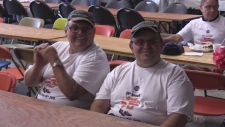 Woody and Nelson White involved in VON Adult Day Program