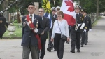 Decoration day honours Canadian soldiers