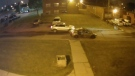 Police have released security camera footage of a 31-year-old woman being gunned down in Toronto on Sunday, June 24, 2018.