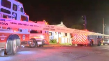 One dead in overnight fire in Tuxedo Park
