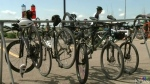 Bike ride raises money for mental health