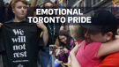 Toronto Pride in 60 seconds: Solemn celebrations