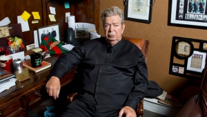 "This undated image released by History shows Richard Harrison from ""Pawn Stars.""  (History via AP)"