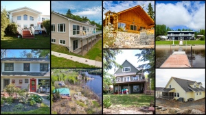 Ever wanted to live by the water? From a two-bedroom estate on Lake Quévillon in Quebec to a four-season cottage on Lac du Bonnet in Manitoba, CTVNews.ca's Lorena Rosati takes a virtual tour of waterfront homes for $500K or less.