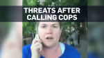 Calling cops