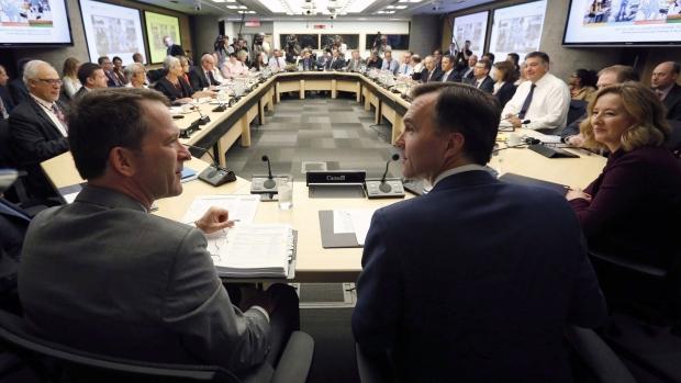 Federal Finance Minister Bill Morneau