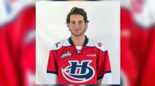 Ryan Vandervlis - Lethbridge Hurricanes