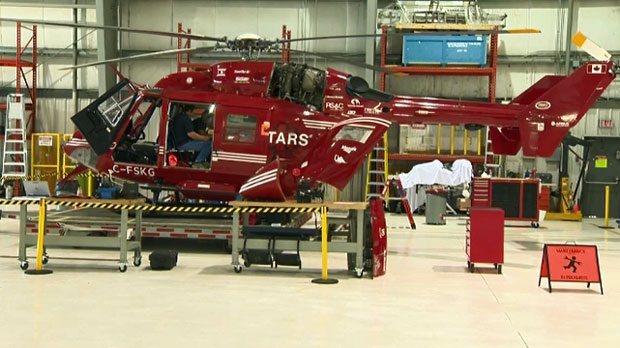STARS Air Ambulance working to replace fleet
