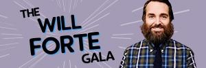 JFL Will Forte Gala