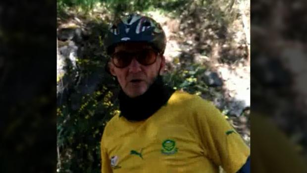 cyclist west shore