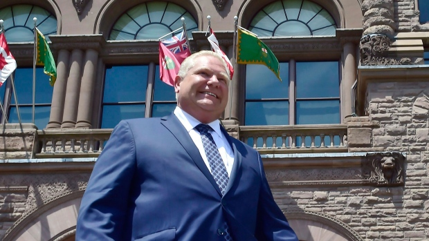 Doug Ford Moves To Dismantle Ontario's Cap-And-Trade Program