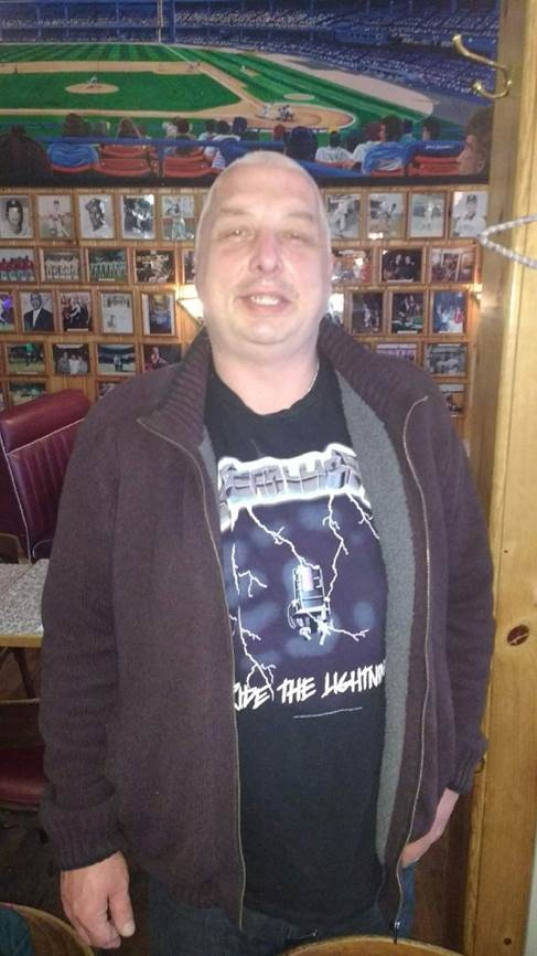 Missing man Robert Shepherd is described as a white 49-year-old man standing 5'8 and weighing 250 pounds, with grey hair that is often shaved short. (Handout)
