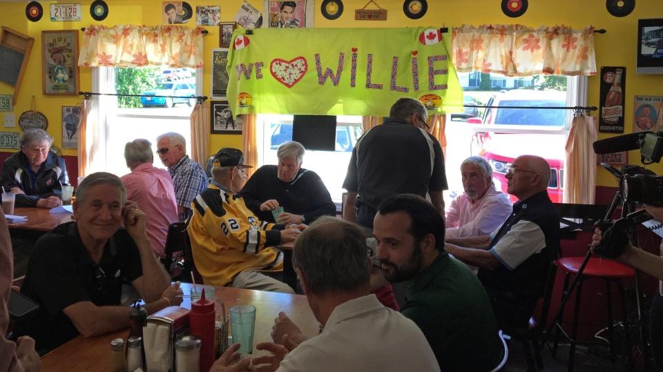 Willie O'Ree