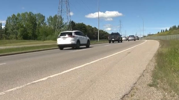 Work to widen Bow Trail in southwest Calgary is expected to begin later on Wednesday.