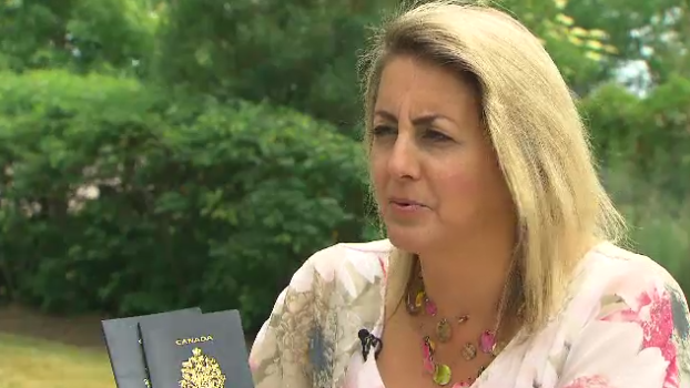 Elizabeth Oakley says it could take months or even years to renew her Canadian passport.