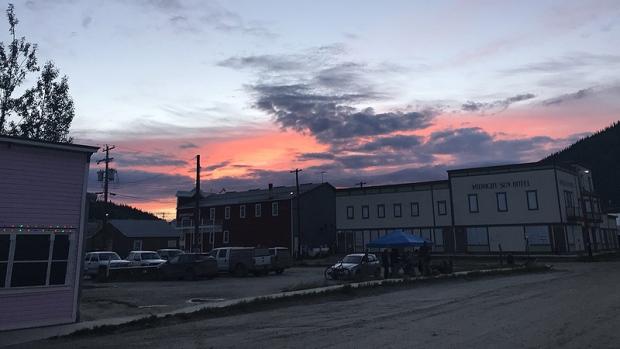 Dawson City, YK
