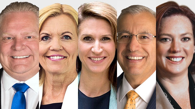 Ontario cabinet contenders