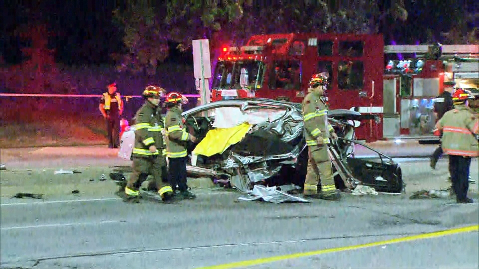 Police in multiple jurisdictions are investigating after a fatal crash led to a carjacking and hit-and-run in the GTA.