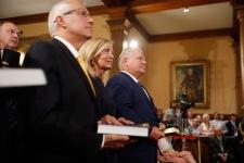 Doug Ford is sworn in as Ontario premier