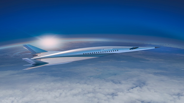 Boeing plans hypersonic passenger jet, 5 times faster than sound
