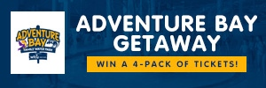 Adventure Bay Getaway Contest