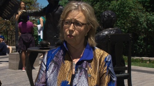 Power Play: One-on-one with Elizabeth May