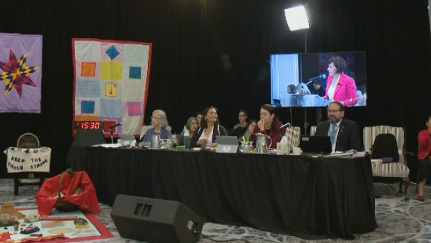 The Missing and Murdered Indigenous Women inquiry wrapped up on Friday.
