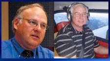 Ken Umbach and Terry Stewart