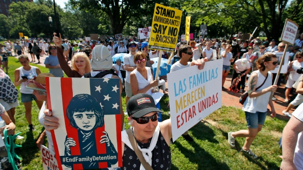 'Ready for action': Charlotte protesters join effort against immigration policies