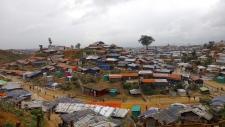 Kutupalong Rohingya refugee camp