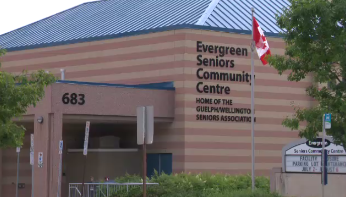 The Evergreen Seniors Community Centre will be closed for approximately five weeks for renovations.