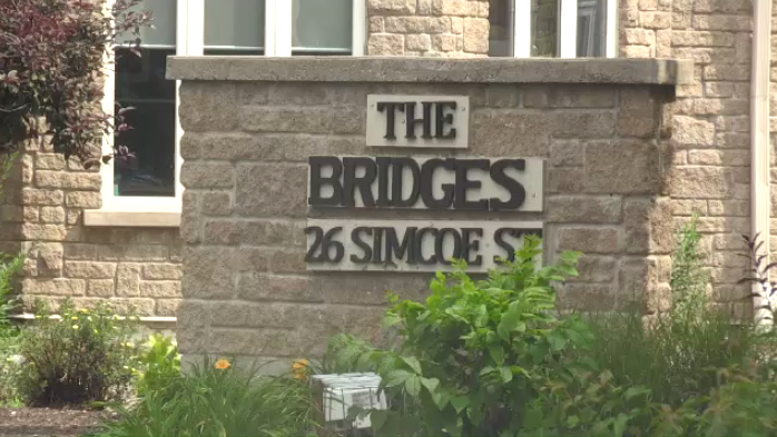 The Bridges in Cambridge has had its supply of fluids, sunscreen, aloe vera gel and clothing diminished.