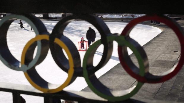 Olympics Calgary