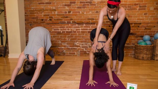 Yoga Consent Cards