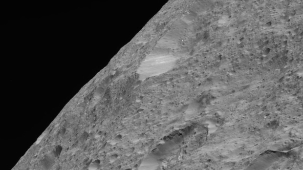 NASA showed close-UPS of dwarf Ceres
